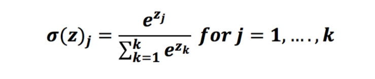 activation function neural networks softmax